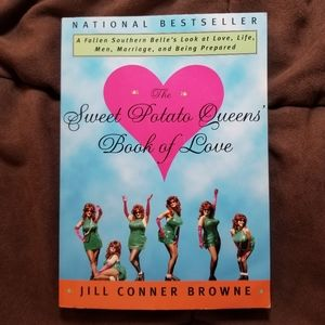 FREE w/ purchase Sweet Potato Queens' Book of Love